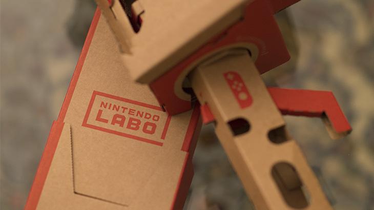 Nintendo LABO Moto