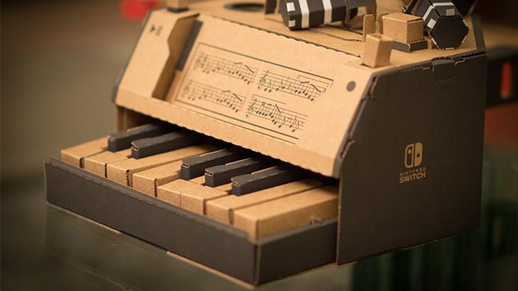 Nintendo LABO Piano
