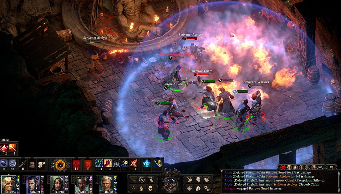 Pillars of Eternity II: Deadfire Recensione