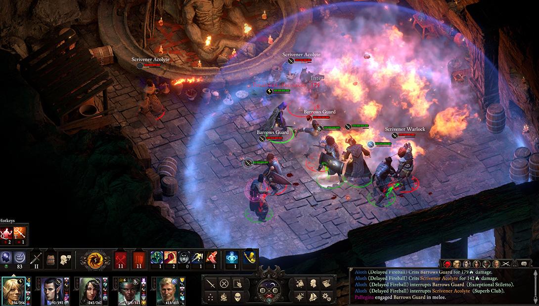 Pillars of Eternity II: Deadfire Recensione
