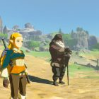 Una mod di Breath of the Wild per giocare nei panni di Zelda