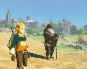 Una mod di Breath of the Wild per giocare nei panni di Zelda