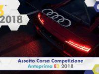 Assetto Corsa Competizione – Anteprima E3 2018