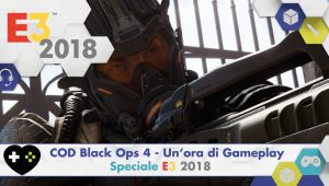 Call of Duty: Black Ops 4 in un'ora di gameplay multiplayer