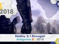 Destiny 2: I Rinnegati – Anteprima E3 2018