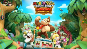 Mario + Rabbids Kingdom Battle: Donkey Kong Adventure – Recensione
