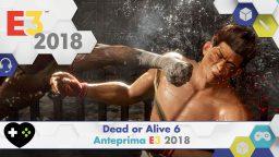 Dead or Alive 6 – Anteprima E3 2018