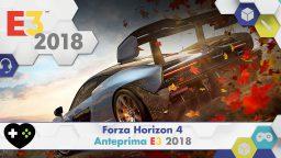 Forza Horizon 4 – Anteprima E3 2018