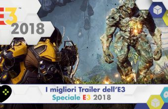 I migliori Trailer dell'E3 2018