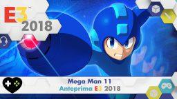 Mega Man 11 – Anteprima E3 2018