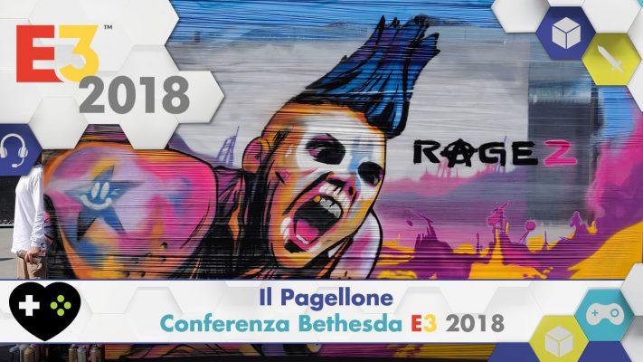Bethesda @E3 2018 – Il Pagellone