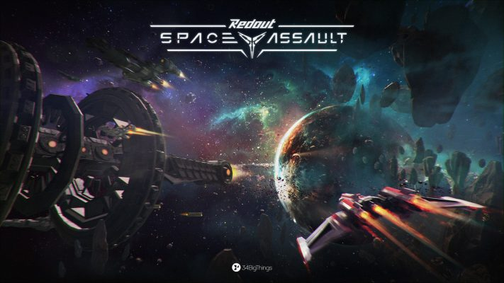 34BigThings annuncia Redout: Space Assault