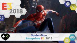 Spider-Man – Anteprima E3 2018