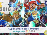 Super Smash Bros. Ultimate – Anteprima E3 2018