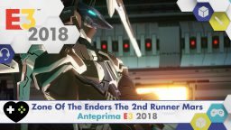 Zone Of The Enders The 2nd Runner Mars – Anteprima E3 2018