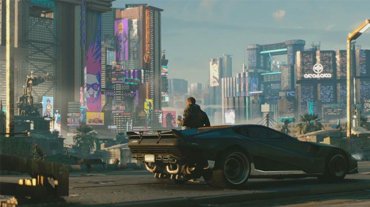 Cyberpunk 2077 Xbox E3 2018