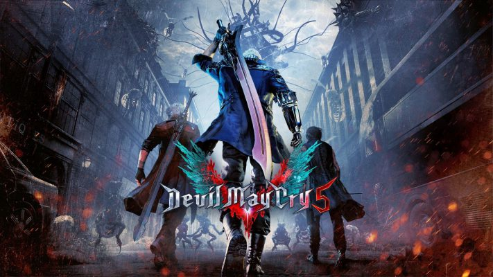 Devil May Cry 5 è realtà, dopo 10 lunghi anni di attesa