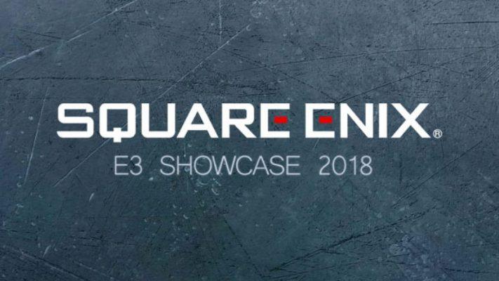 E3 2018 Square Enix