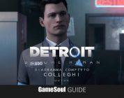 Detroit: Become Human – Diagramma completo: Colleghi   GUIDA