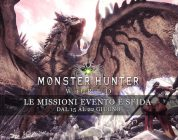 Monster Hunter: World – Le missioni evento e sfida dal 15 al 22 giugno