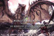 Monster Hunter: World – Le missioni evento e sfida dal 15 al 22 giugno