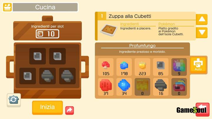 Pokémon Quest - Guida: tutte le ricette