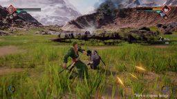 Zoro contro Sasuke nel gameplay di JUMP Force