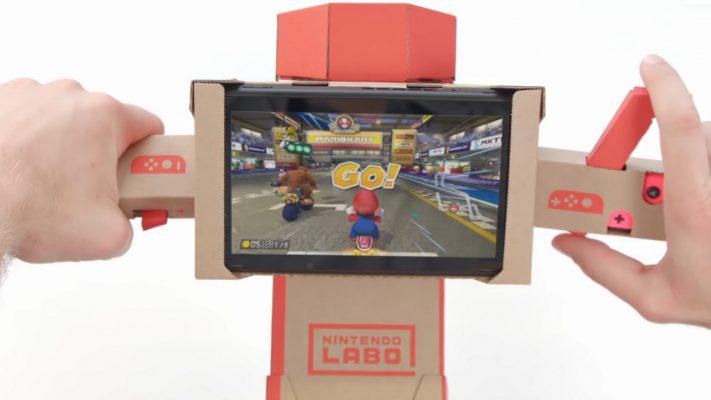 Mario Kart LABO