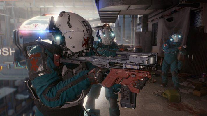Non si potranno controllare le macchine volanti in Cyberpunk 2077