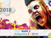 Rage 2 anteprima e3 2018
