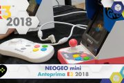 NEOGEO mini – Anteprima E3 2018