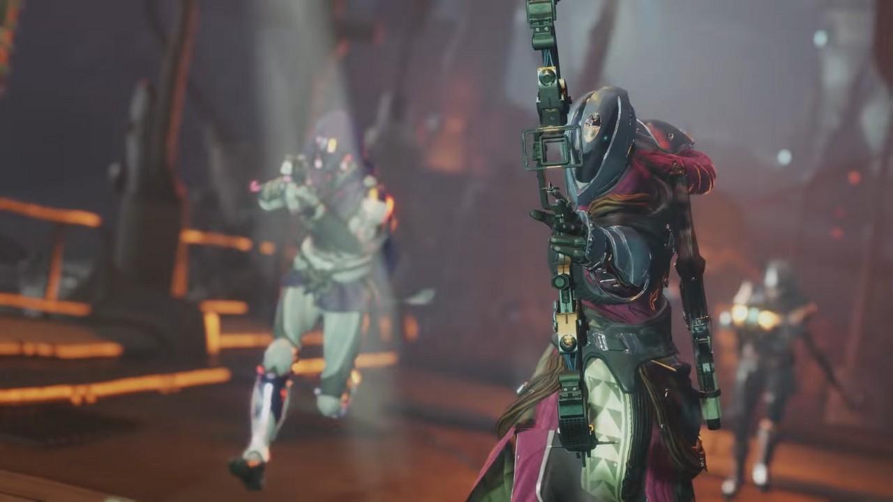 Destiny 2 i rinnegati