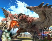 Final Fantasy XIV Monster Hunter