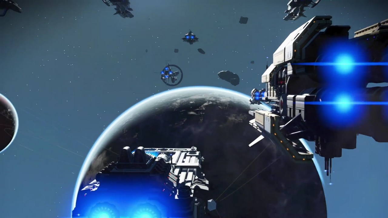No Man''™s Sky mostra finalmente il multiplayer in un video gameplay