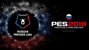 PES 2019, la Russian Premier League in un nuovo video