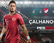 PES 2019: Campionato Turco, Çalhanoğlu ambasciatore e Celtic Edition