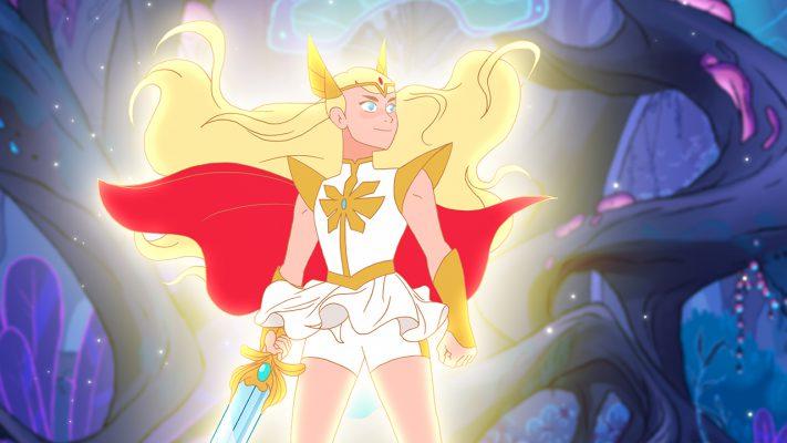 He-Man chi? Arriva su Netflix She-Ra and the Princesses of Power!