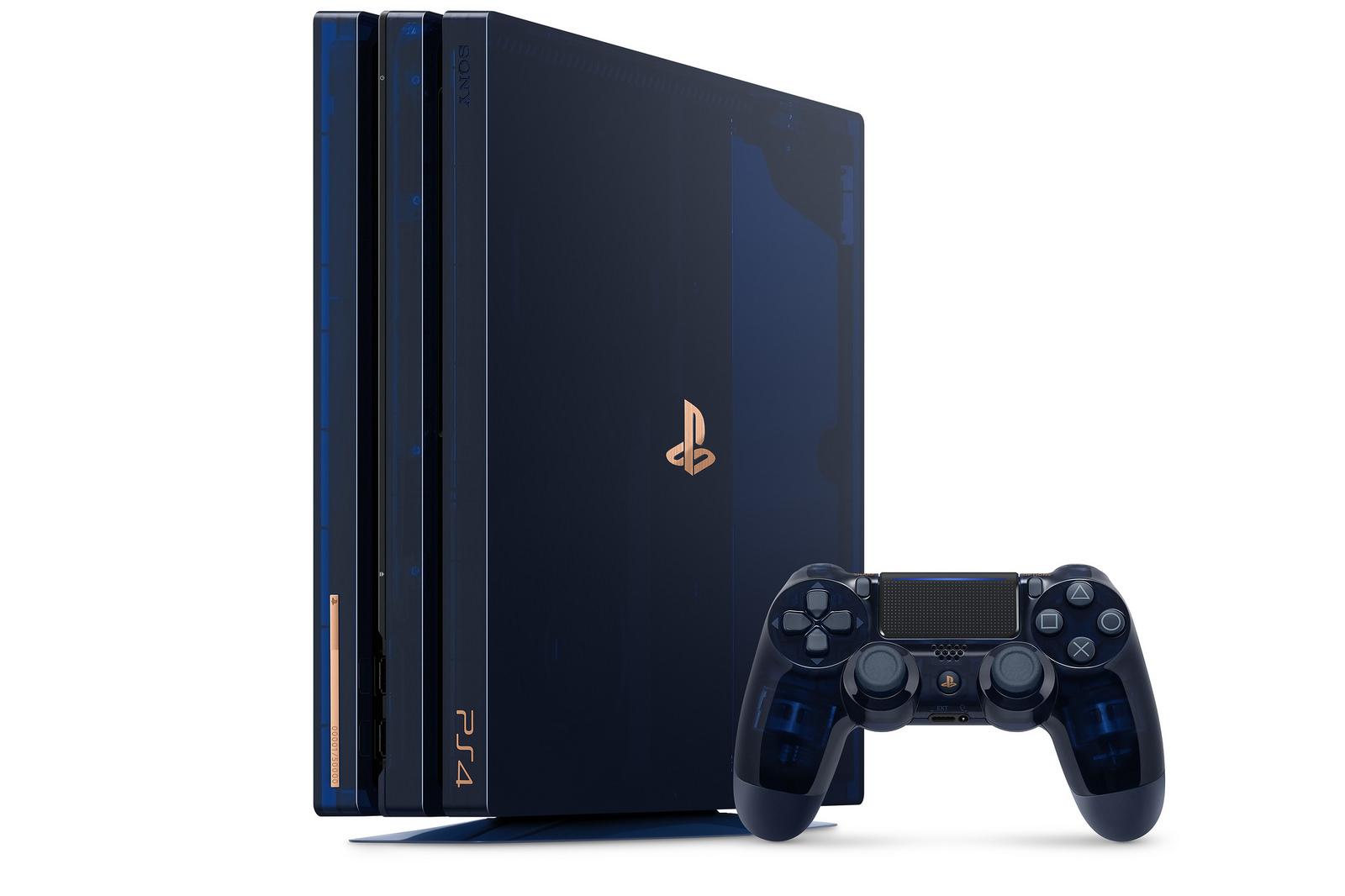 500 Million PS4 pro