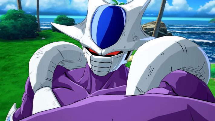 Dragon Ball FighterZ, ecco Cooler in azione