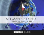 No Man's Sky NEXT – Guida al Galileo HUB: coordinate e tag