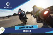 RIDE 3 – Anteprima gamescom 18
