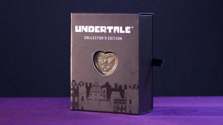 Undertale – Prezzo, disponibilità e contenuti della Collector's Edition