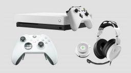 Il bianco conquista Xbox One X e l'Elite Controller