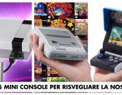 5 mini console