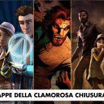 Le tappe della clamorosa chiusura di Telltale Games