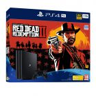 PlayStation 4 e Red Dead Redemption 2 insieme, ecco i bundle