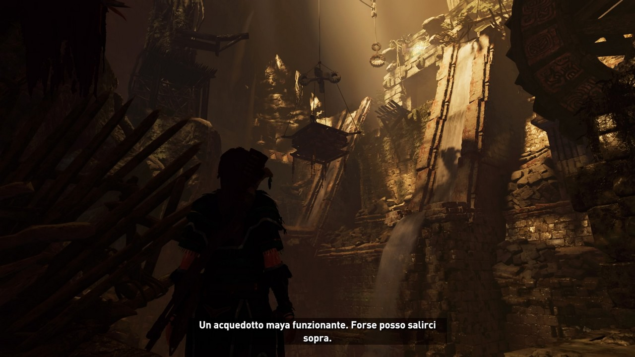 Shadow of the Tomb Raider Guida Tombe