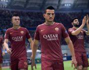 La Roma è la nuova squadra partner di FIFA 19