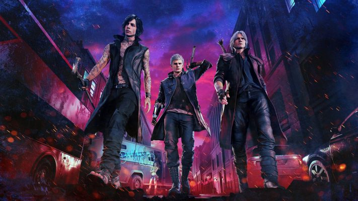 Devil May Cry 5 – Demo disponibile oggi, Gameplay Trailer di Dante, Nero e V – TGA 2018