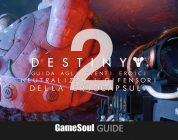 Destiny 2: i Rinnegati – Guida agli Eventi Eroici: Criocapsula